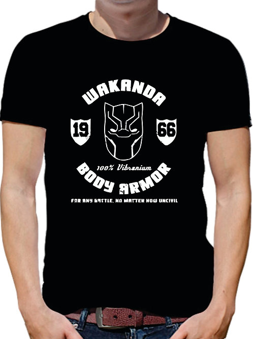 PLAYERA BLACK PANTHER