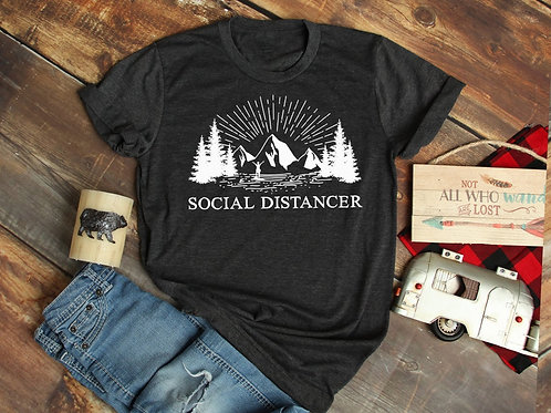 PLAYERA SOCIAL DISTANCER
