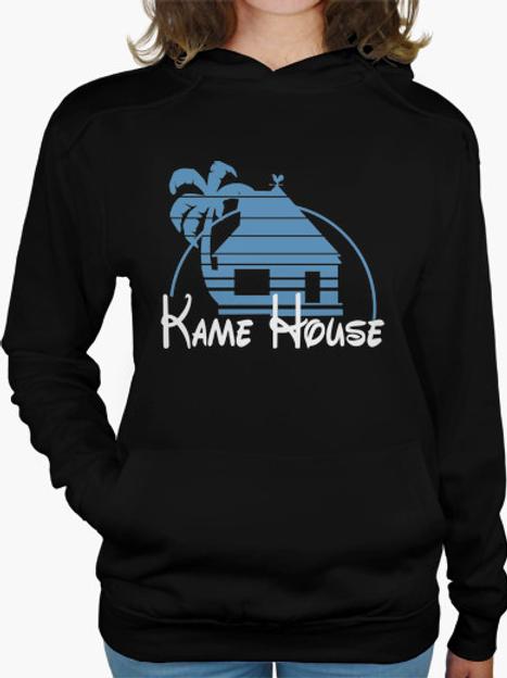 PLAYERA DRAGON BALL KAME HOUSE