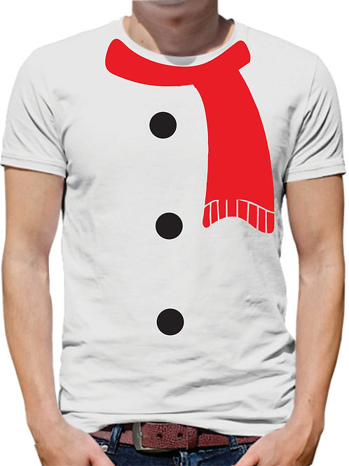 PLAYERA SNOW MAN