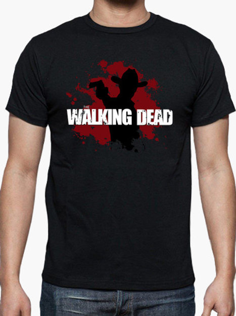 PLAYERA THE WALKING DEAD