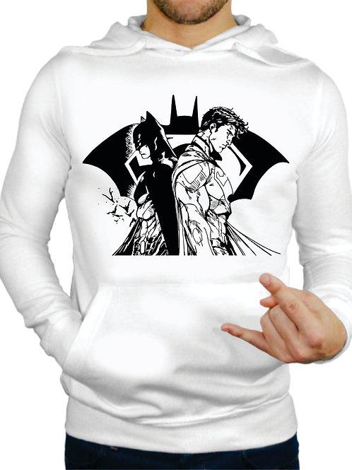PLAYERA SUPERMAN BATMAN