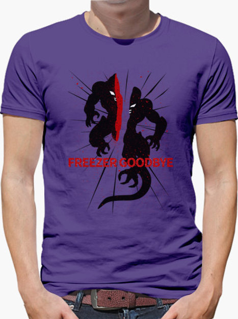PLAYERA DRAGON BALL FREEZER