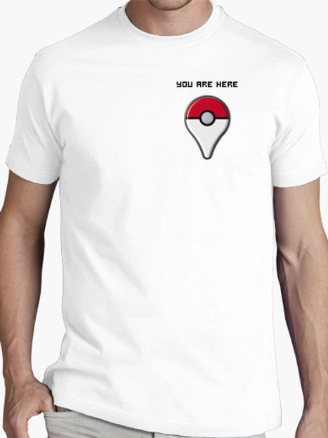 PLAYERA POKEMON