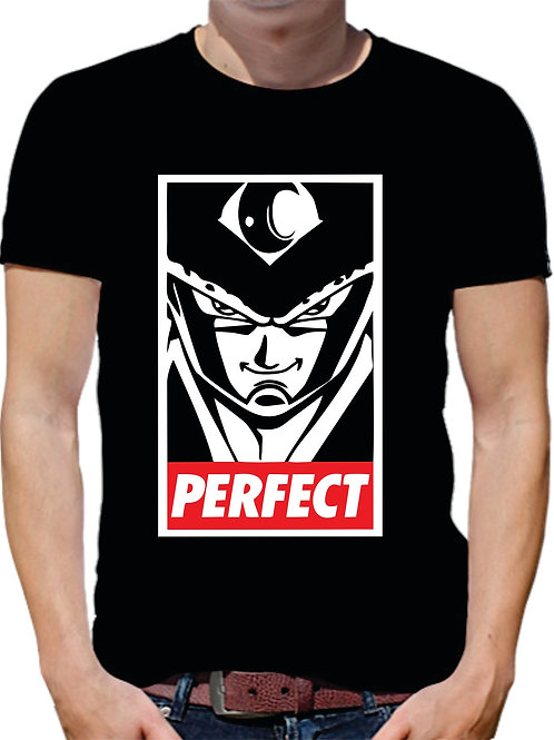 PLAYERA DRAGON BALL CELL PERFECT