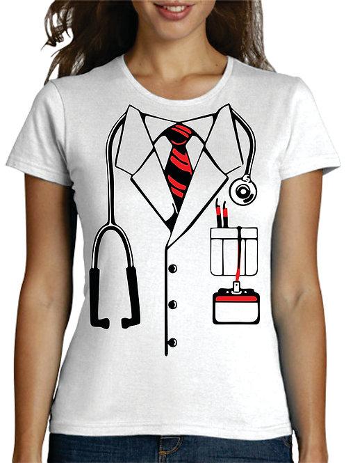 PLAYERA DOCTORA