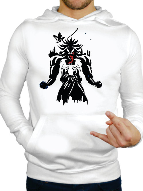 PLAYERA DRAGON BALL BROLY VENOM