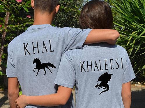 PLAYERAS KHAL KHALEESI