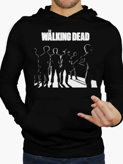 PLAYERA THE WALKING DEAD