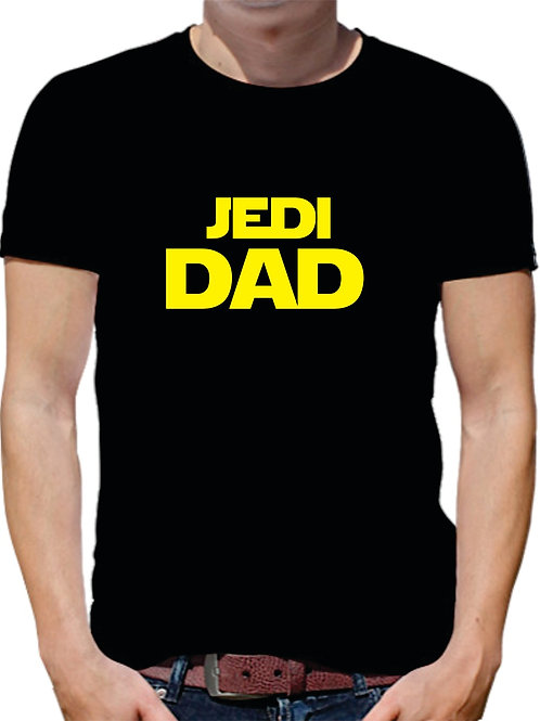 PLAYERA JEDI DAD
