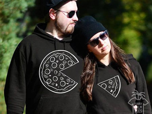 PLAYERAS PIZZA