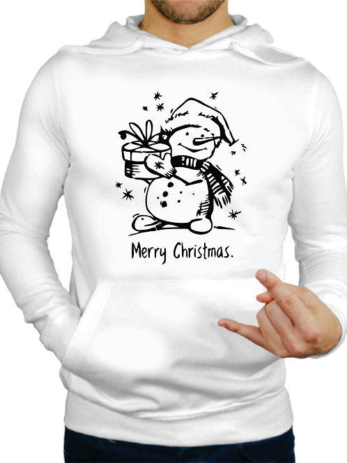 PLAYERA SNOW MAN