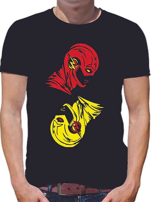 PLAYERA THE FLASH REVERSE FLASH