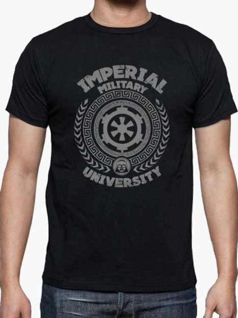 PLAYERA STAR WARS IMPERIAL UNIVERSITY