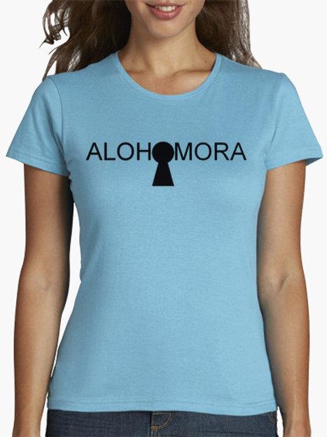 PLAYERA ALOHOMORA