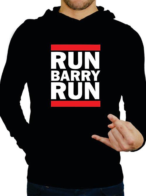 PLAYERA THE FLASH RUN BARRY RUN
