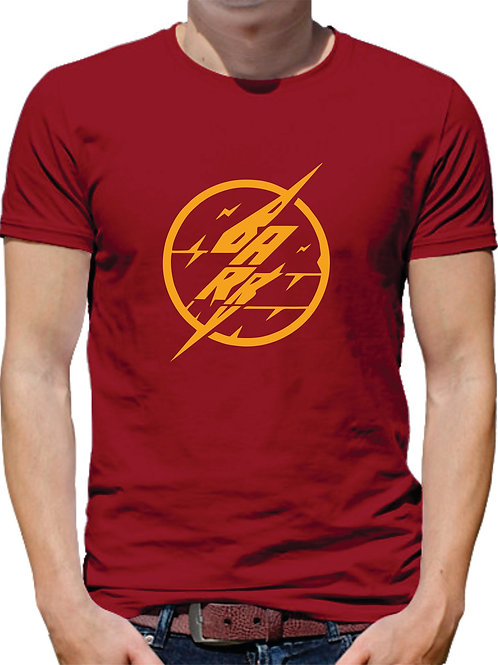 PLAYERA THE FLASH