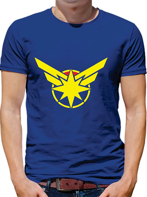 PLAYERA AVENGERS CAPTAIN MARVEL