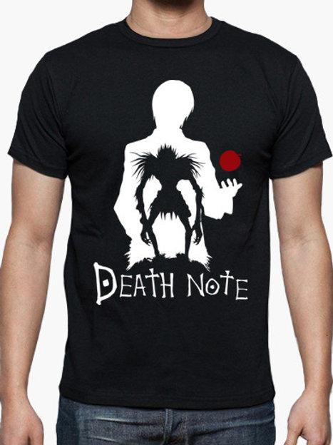 PLAYERA DEATH NOTE