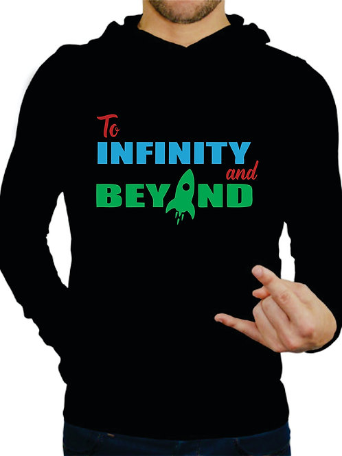PLAYERA TOY STORY TO INFINITY AND BEYOND