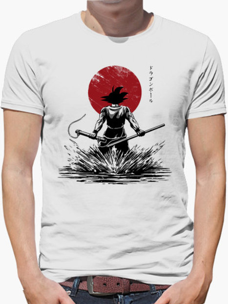 PLAYERA DRAGON BALL GOKU