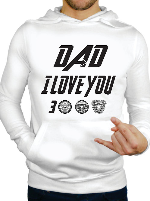 PLAYERA LOVE YOU 3000