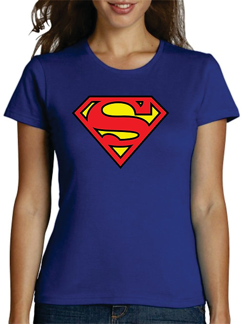 PLAYERA SUPERGIRL