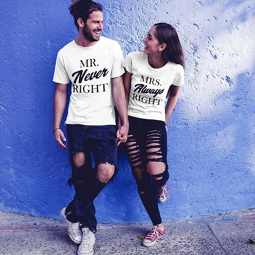 PLAYERAS NEVER ALWAYS RIGHT