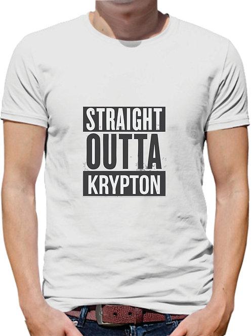 PLAYERA SUPERMAN KRYPTON