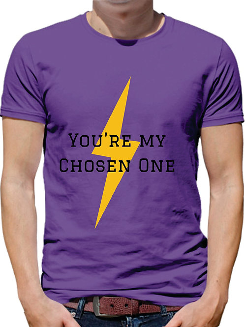 PLAYERA CHOSEN ONE