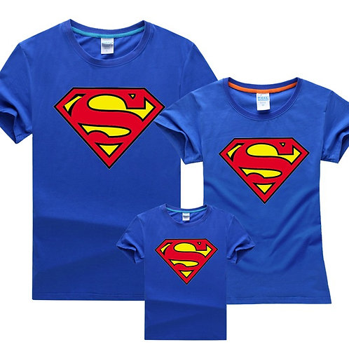 PLAYERA SUPERMAN (PRECIO POR PRENDA)