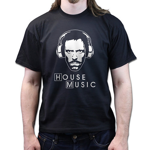 PLAYERA DR HOUSE
