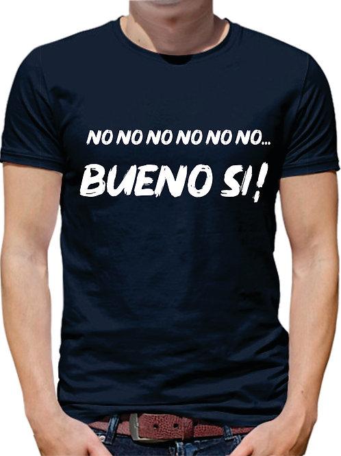 PLAYERA MEME NO NO NO BUENO SI