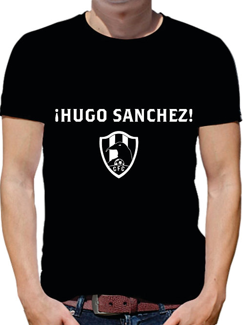 PLAYERA CLUB DE CUERVOS HUGO SANCHEZ