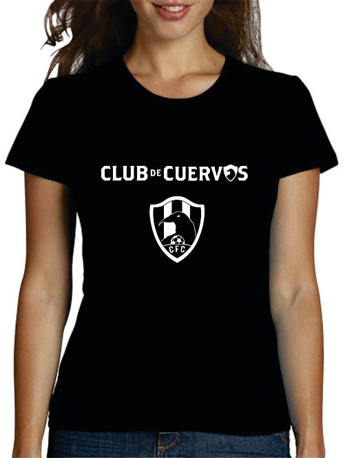 PLAYERA CLUB DE CUERVOS