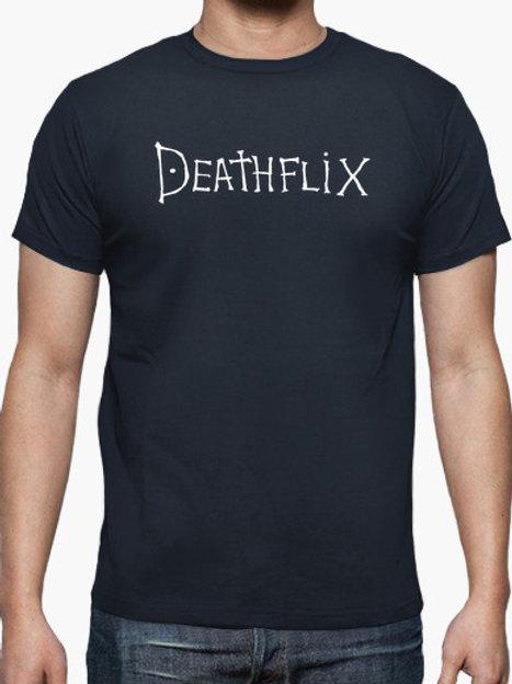PLAYERA DEATH NOTE DEATHFLIX