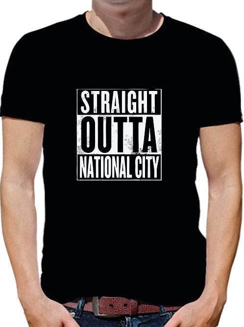 PLAYERA SUPERGIRL NATIONAL CITY