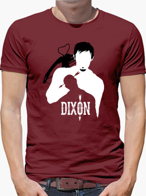 PLAYERA THE WALKING DEAD DARYL DIXON
