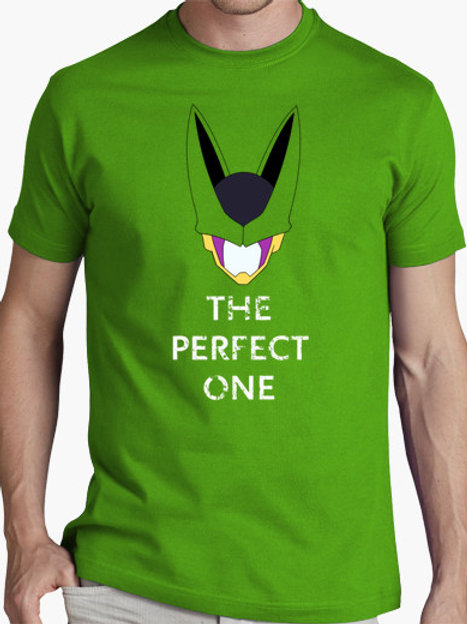PLAYERA DRAGON BALL PERFECT CELL