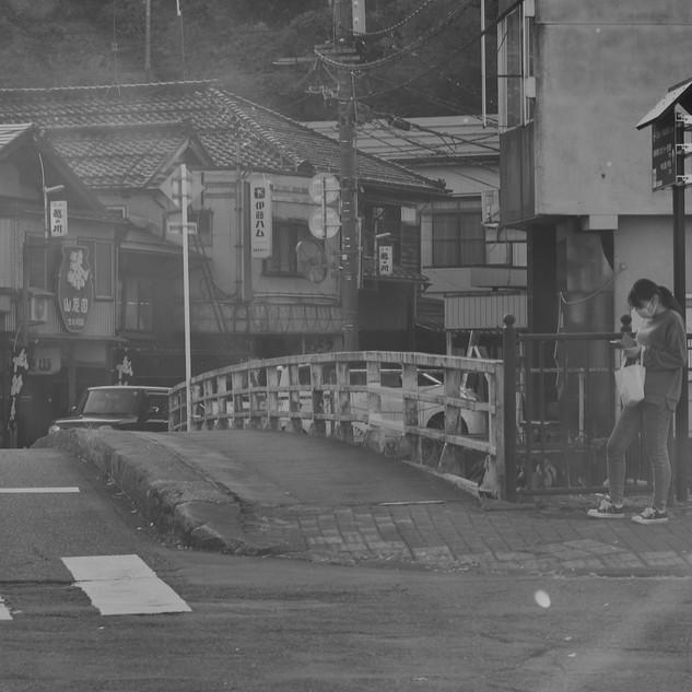 タイトル 秋日の大布橋