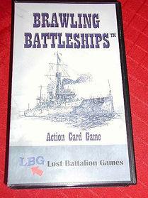 Brawling Battleships