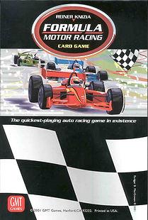 Formula Motor Racing Jr.