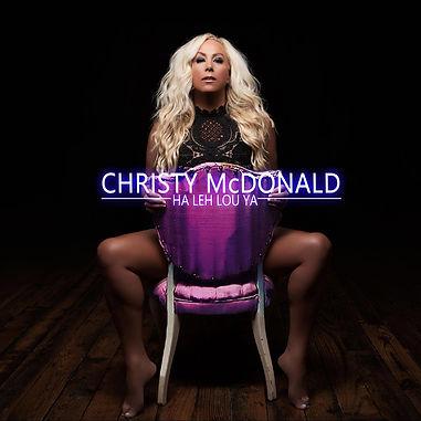 Christy McDonald halehlouya
