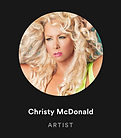 Christy McDonald artist new music