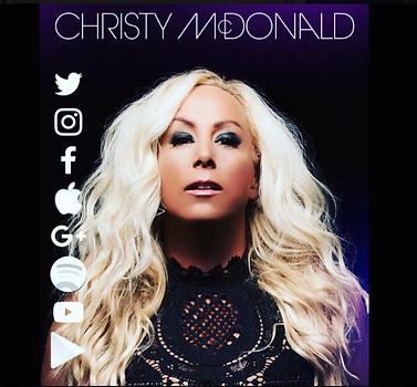 Christy McDonald singer songwriter