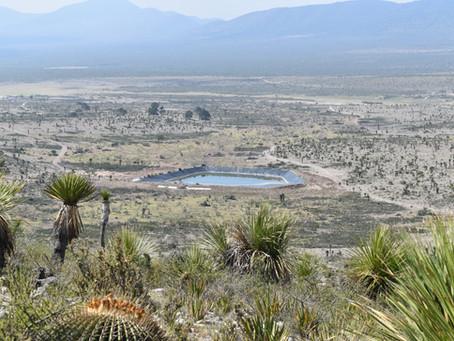 Captación de agua de lluvia en zonas áridas: Agua para el futuro