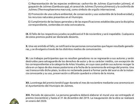 CONVOCATORIA: CONCURSO DE MURALES