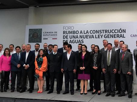 Nueva Ley General de Aguas: PNE promueve la supletoriedad de la LGEEPA en materia ambiental