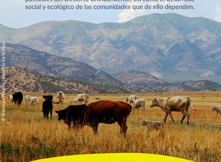 Realizan los Pasticultores del Desierto A.C. taller de ganadería sustentable