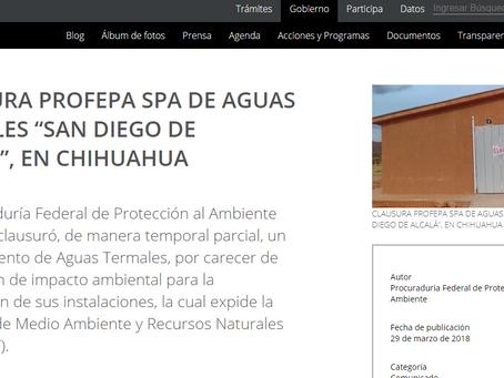 Especialistas de PROFEPA buscan la especie equivocada en San Diego de Alcalá